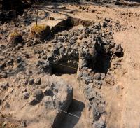 Descubren el tecpan de un barrio del Coyoacán prehispánico